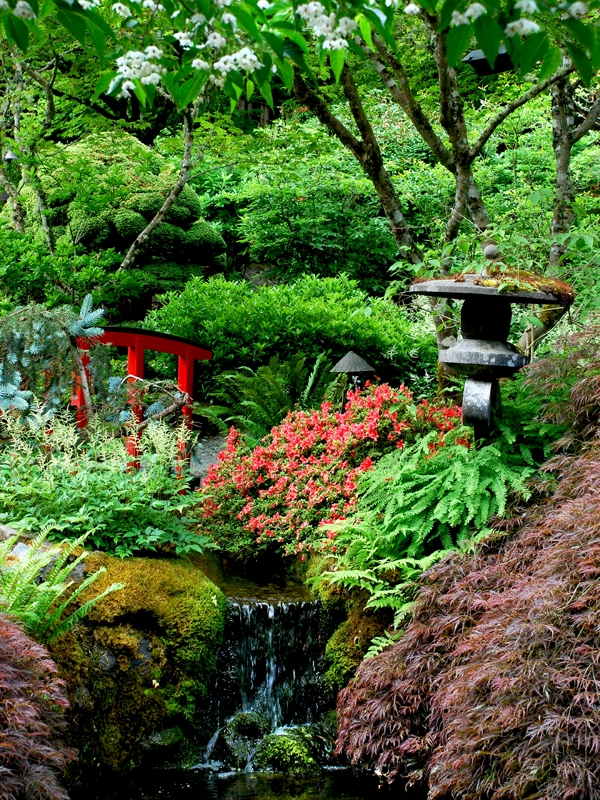 Greening Hollywood: The Butchart Gardens, An Ecological